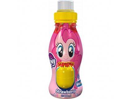Little Pony Strawberry Nápoj s Překvapením 300ml EU 2