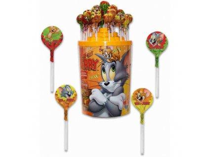 Lízátka Tom Jerry Náhodný Druh 1ks 16g EU