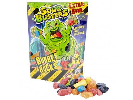 Sour Busters Bubble Rocks Kyselé Žvýkačky 50g EU