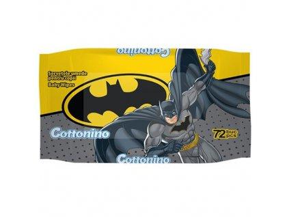 Cottonino Batman Vlhčené Ubrousky 72ks EU