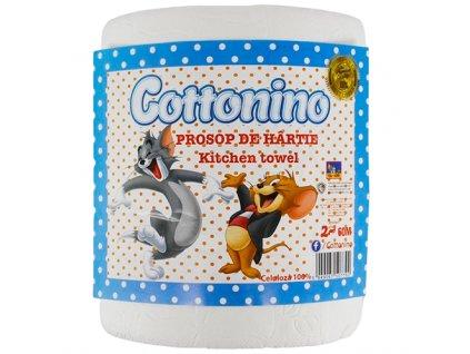 Cottonino Tom Jerry Kuchyňské Ubrousky XXL Role 60m EU