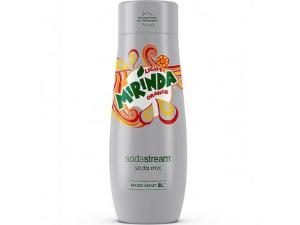Mirinda Light Soda Stream 440ml AUS