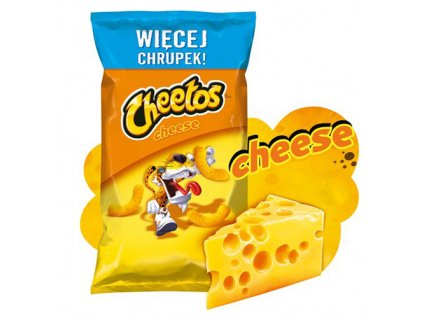 Cheetos Cheese 85g POL