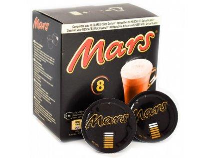 Nescafé Mars Horká Čokoláda Balení 136g (8x17g) UK