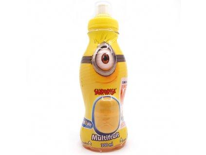 Minion Multifruit Nápoj s Překvapením 300ml EU