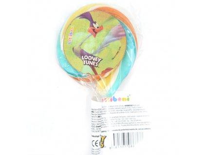 Looney Tunes Lízátko s 3D Samolepkou 30g EU