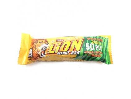 Lion Peanut Bar Tyčinka 40g POL