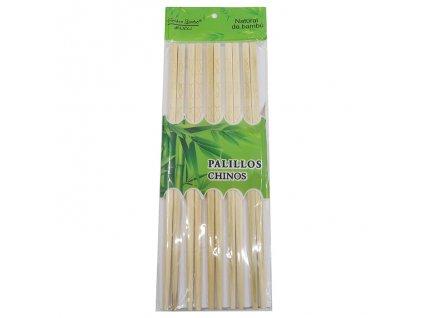 Bambusové Hůlky Balení 10 párů CHN