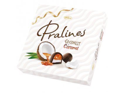 Vobro Pralines Coconut Caramel 125g EU