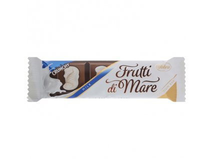 Vobro Frutti Di Mare Crunchy Tyčinka z Mléčné Čokolády 38g EU