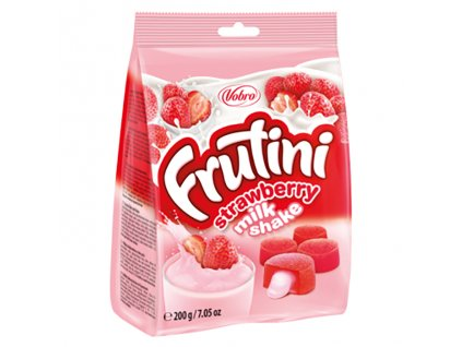 Vobro Frutini Strawberry Milkshake 90g EU