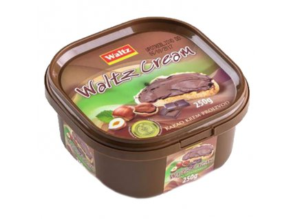 Waltz Cream Kakaový Krém 250g EU