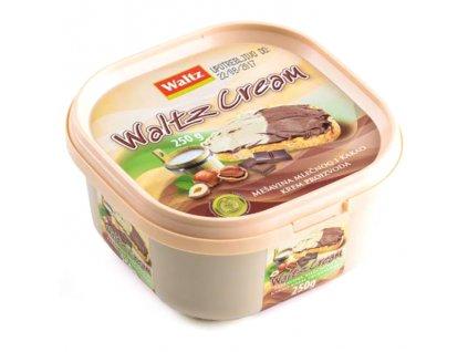 Waltz Cream Směs z Kakaového Bílého Krému 250g EU