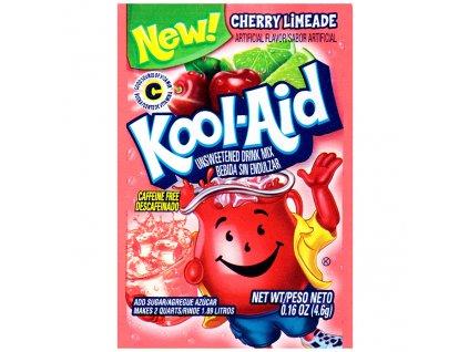 Kool Aid Instatní Ovocný Nápoj Cherry Limeade 1ks 4,6g USA
