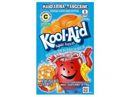 Kool Aid Instatní Ovocný Nápoj Mandarinka 1ks 4,6g USA