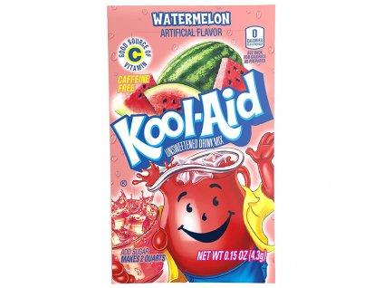 Kool Aid Instatní Ovocný Nápoj Vodní Meloun 1ks 4,6g USA