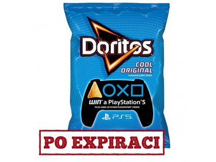 Po Expiraci Doritos Cool Original 150g UK