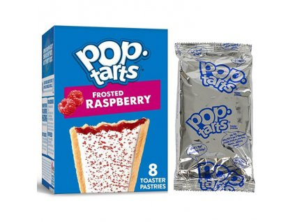 Pop Tarts Frosted Raspberry 1ks (2x48g) USA