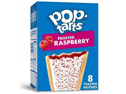 Pop Tarts Frosted Raspberry Balení 384g USA