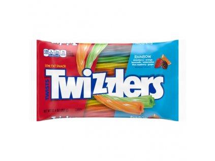 Twizzlers Rainbow Twists Pendreky 351g USA