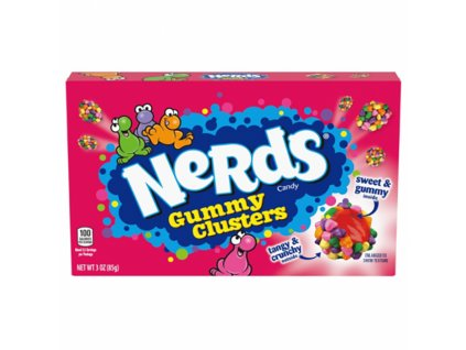 Nerds Gummy Clusters 85g USA