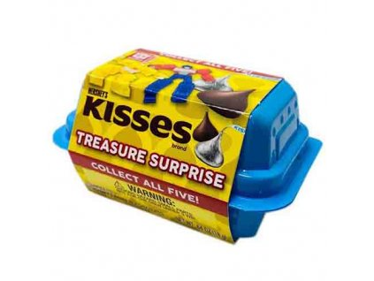 Hershey's Kisses Treasure Surprise Robot 18g USA