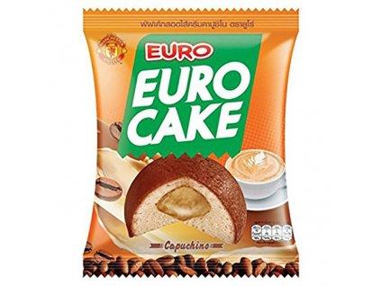Custard Cake S Příchutí Cappuccino 1ks 17g THA