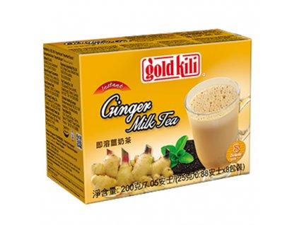 Gold Kili Ginger Milk Tea Balení 200g SG