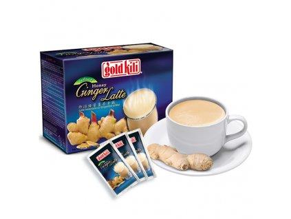 Gold Kili Honey Ginger Latte 1ks 22g SG