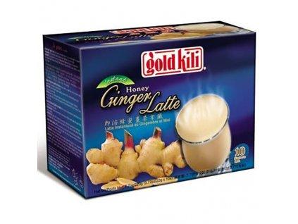 Gold Kili Honey Ginger Latte Balení 220g SG