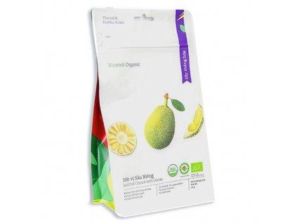 Vinamit Dried Jackfruit Crunch Sušený Durian 80g VNM