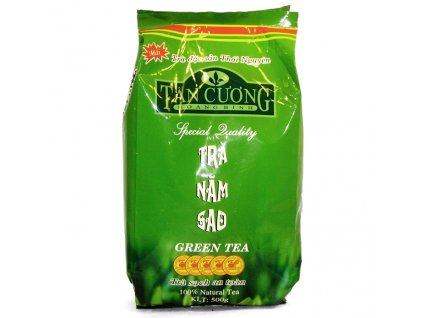Vietnamský Sypaný Zelený Čaj 500g