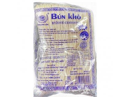 Bún Kho Rýžové skleněné nudle 500g