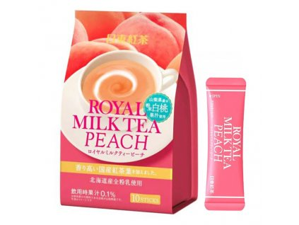 Nito Royal Milk Tea Peach 1ks 14g JAP