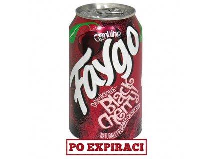 Faygo Black Cherry 355ml USA