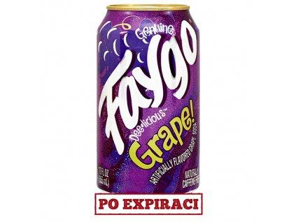 Faygo Grape 355ml USA