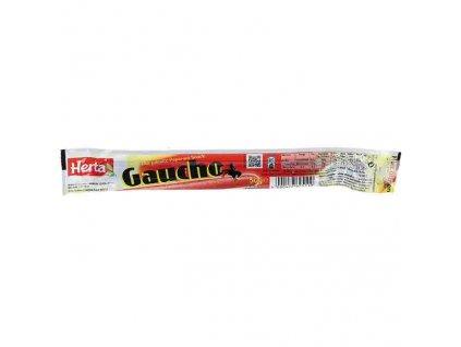 Herta Gaucho Pikantní Peperoni Snack 50g DEU