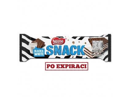 Nestlé Snack Black&White Kakao Waffel 33g DEU