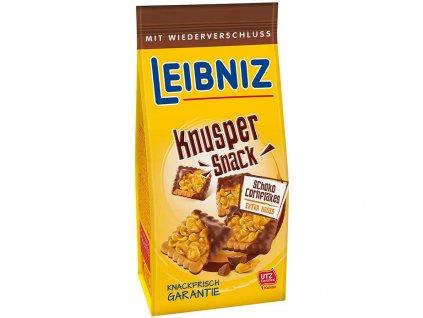 Leibniz Knusper Snack Sušenky Čokoláda 150g DEU