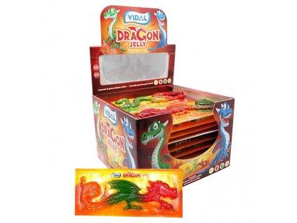 Vidal Dragon Jelly 1ks 33g ESP