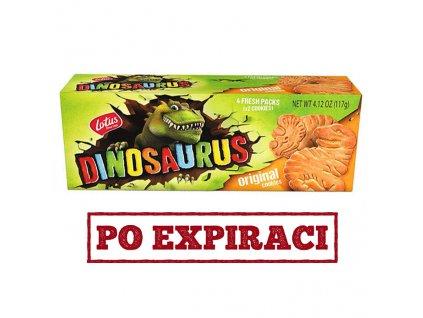 Lotus Dinosaurus Sušenky Cereal 116,8g BEL 2