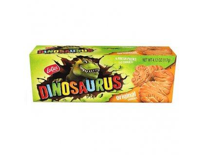 Lotus Dinosaurus Sušenky Cereal 116,8g BEL