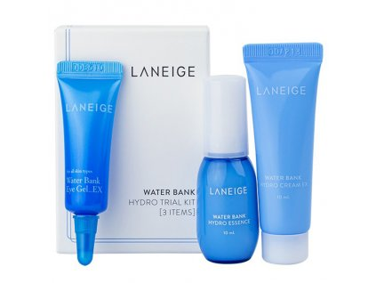 LANEIGE Water Bank Hydro Trial Kit KOR