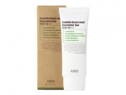 PURITO Centella Green Level Unscented Sun 60ml KOR 2