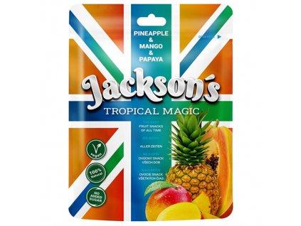 Jackson s Tropical Magic Sušené Ovocné Plátky 50g IND