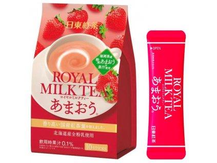 Royal Milk Tea Strawberry 1 ks 14g JAP