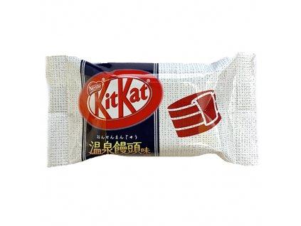 KitKat Mini Hot Spring Mantou 1ks 9.9g JAP