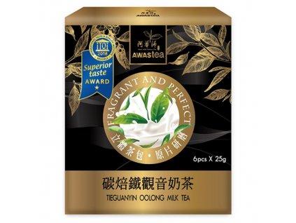 Tieguanyin Oolong Milk Tea Balení (6x27.5g) TWN