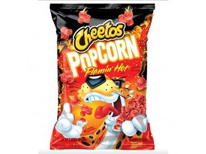Cheetos Flamin' Hot Popcorn 184,2g USA
