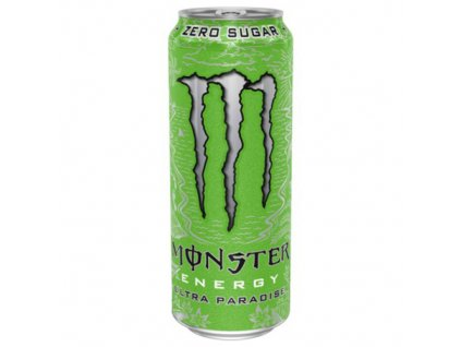 Monster Ultra Paradise Zero Energy Drink 500ml CZE